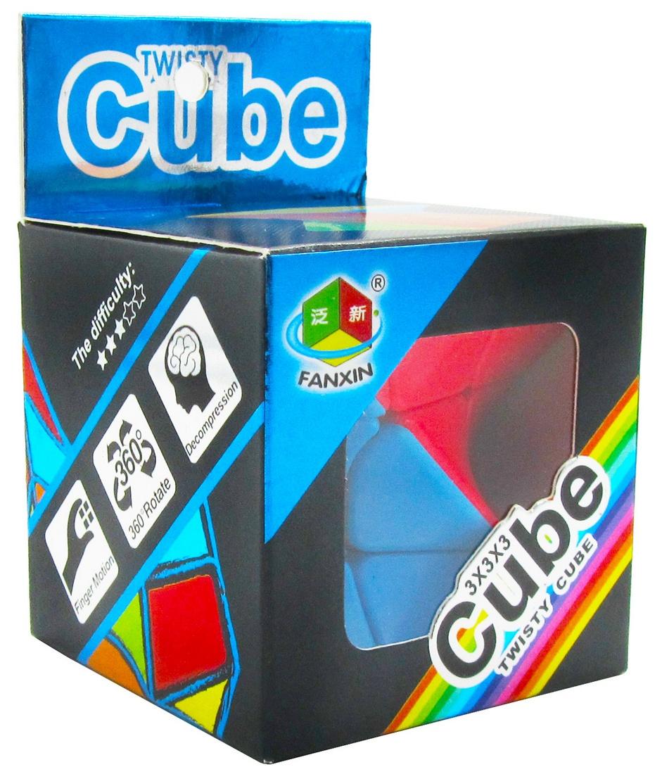 Головоломка Кубик Твисти 3х3х3