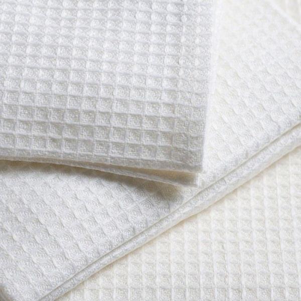 Полотенце вафельное отбеленное 45х100 пл.240 г/кв.м