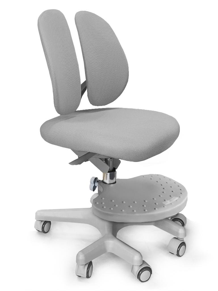 Детское кресло Mealux EVO Mio-2 Y-408 цвет обивки: серый, цвет каркаса: серый