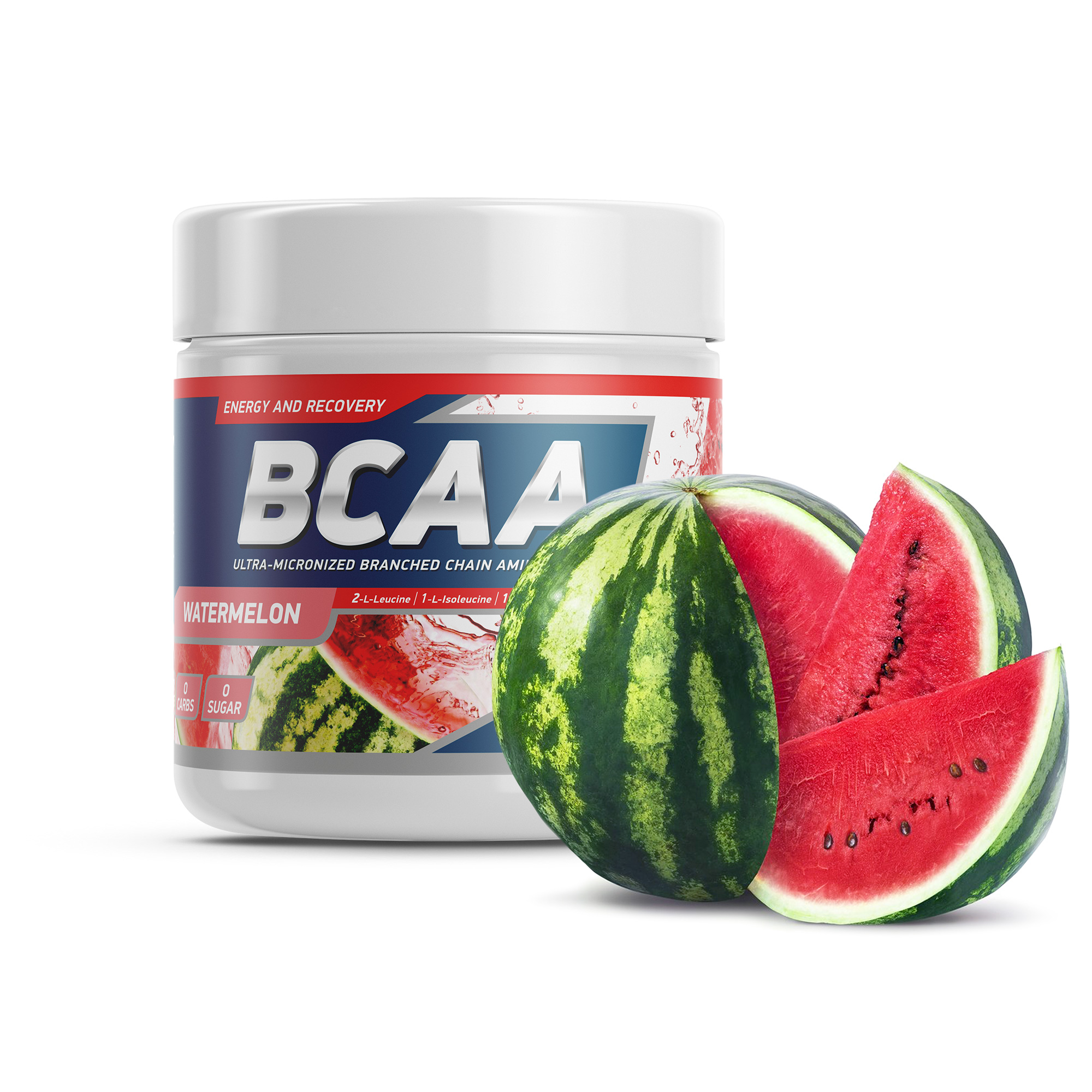 GeneticLab Nutrition Bcaa 2:1:1 250 г (вкус: арбуз)