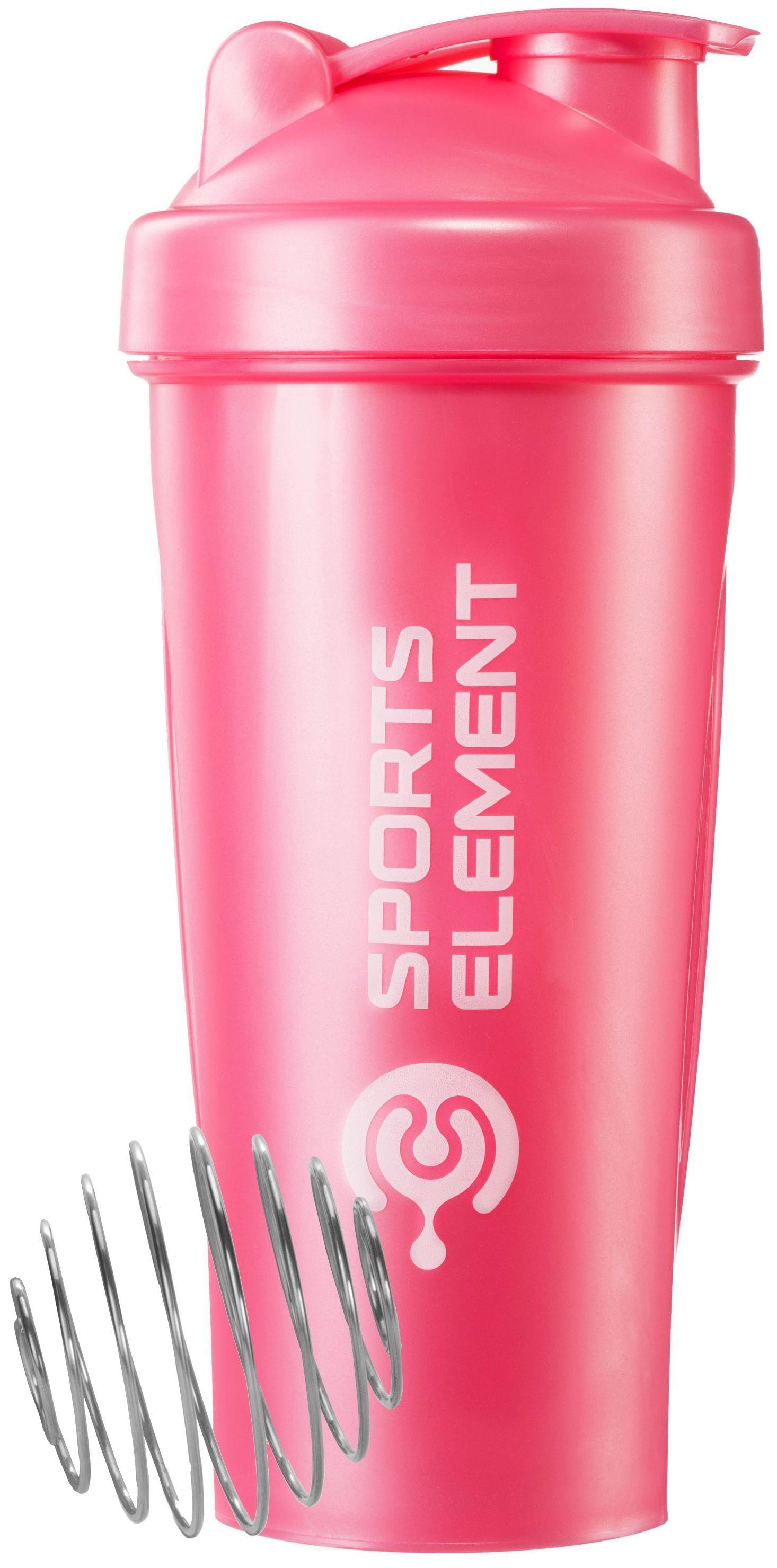 Спортивный элемент Шейкер 600 мл сладкая вата