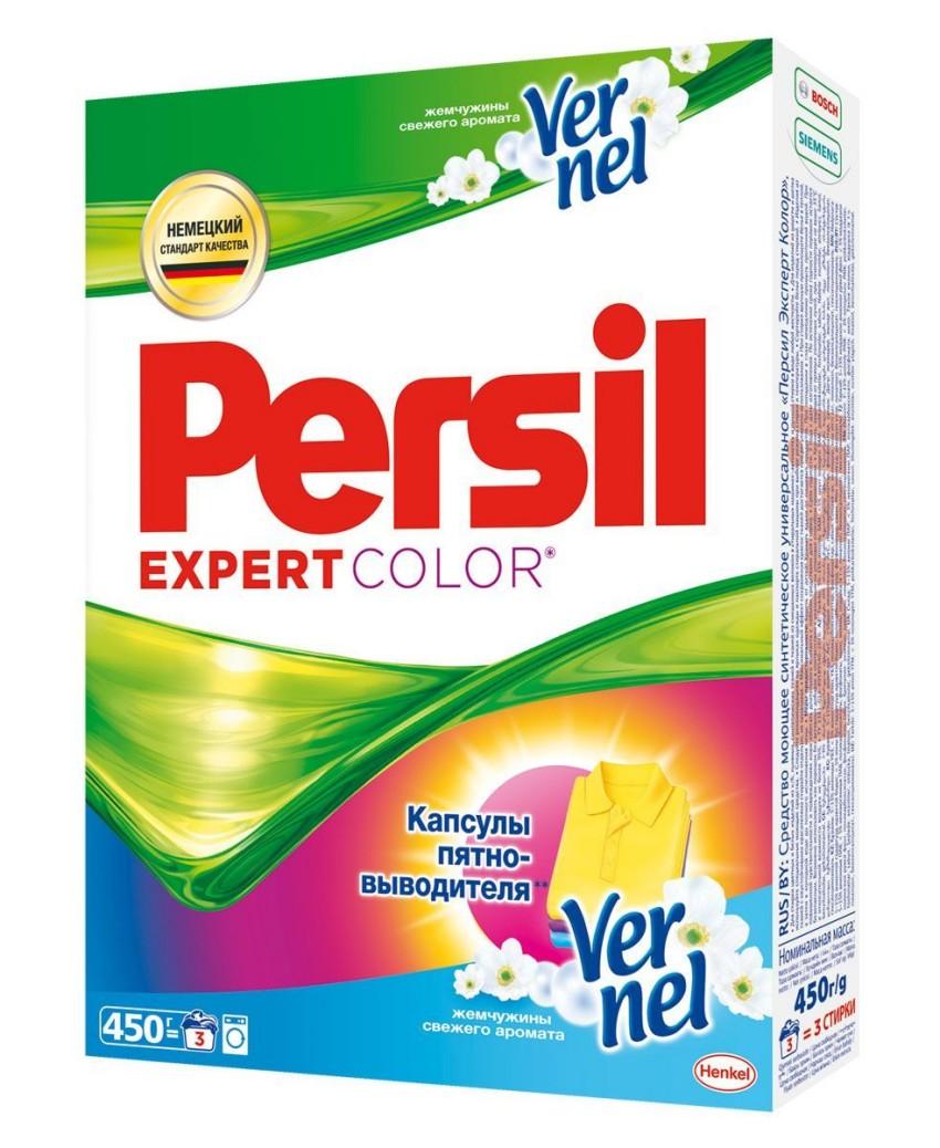 Порошок для стирки Vernel persil сolor свежесть