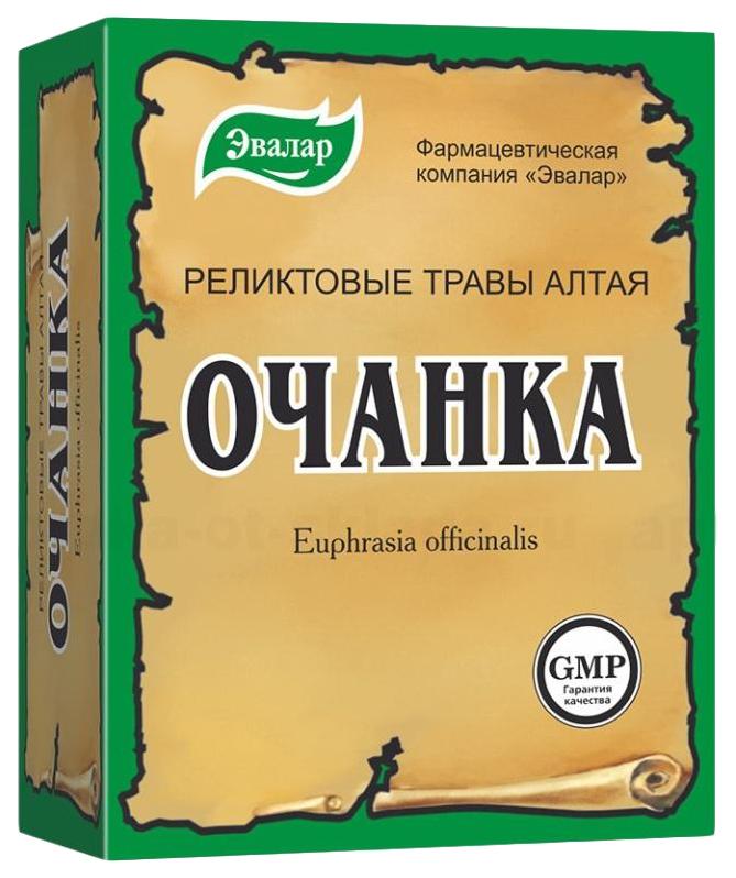 Купить Очанка лекарственная, 50 гр, Эвалар