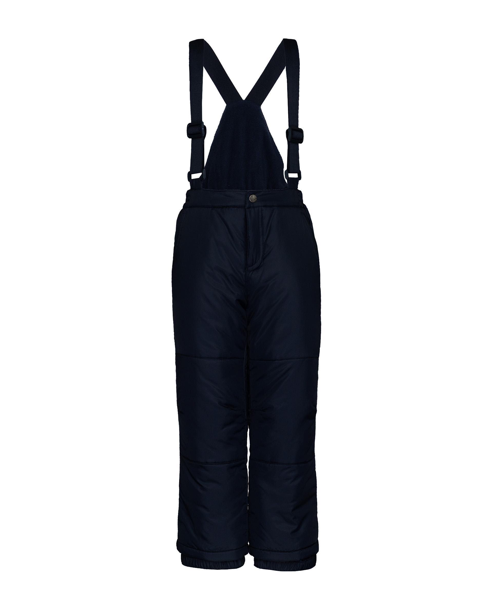 Купить 21904BMC6404, Утепленные брюки для мальчиков Gulliver, цв. синий, р.128,