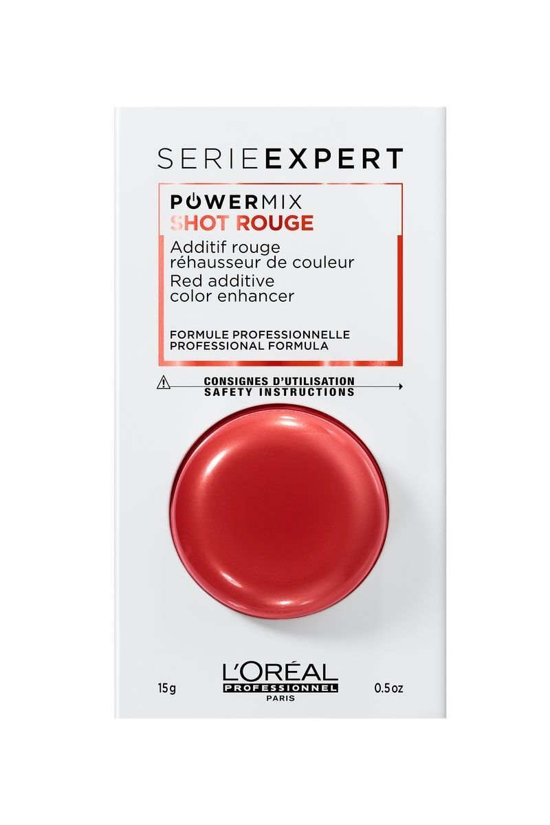 Пигмент L'Oreal Professionnel Powermix Shot Red