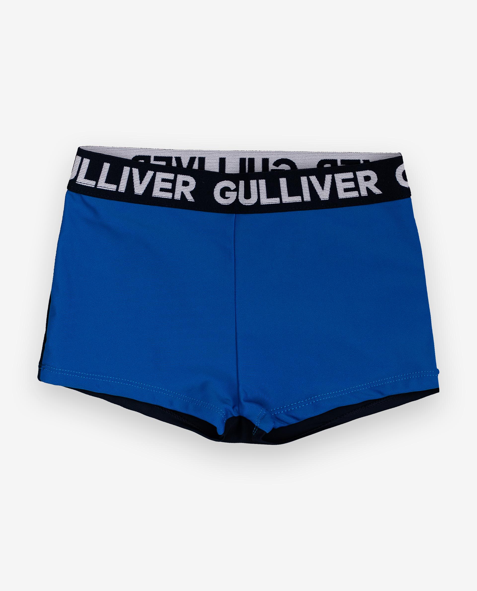 Плавки для мальчиков Gulliver, цв. синий, р.110