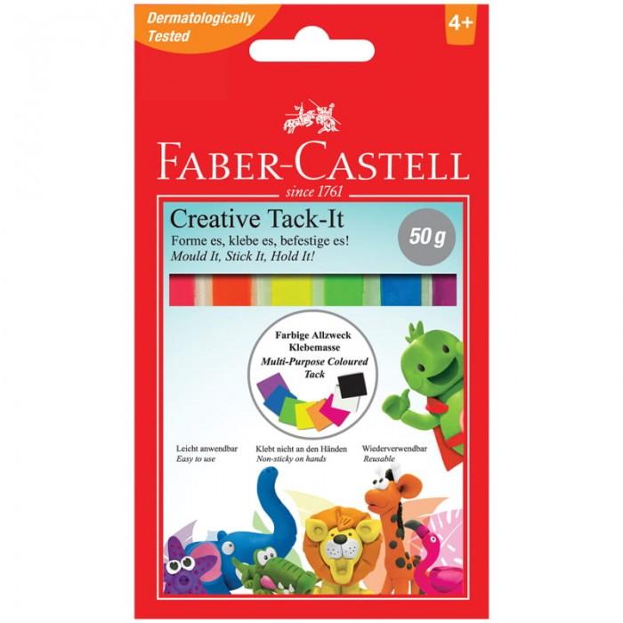Масса для лепки Tack-It, 50 грамм Faber-Castell