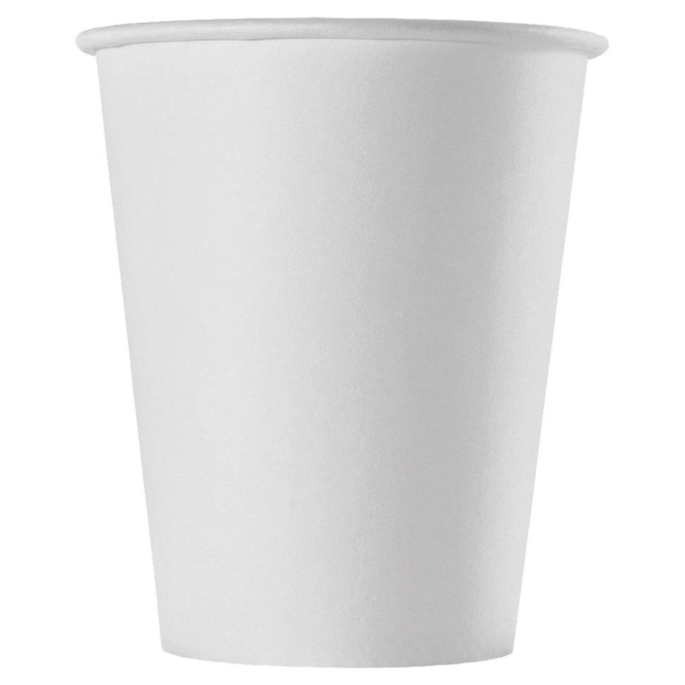 Одноразовые стаканы бумажные 150 мл Формация
