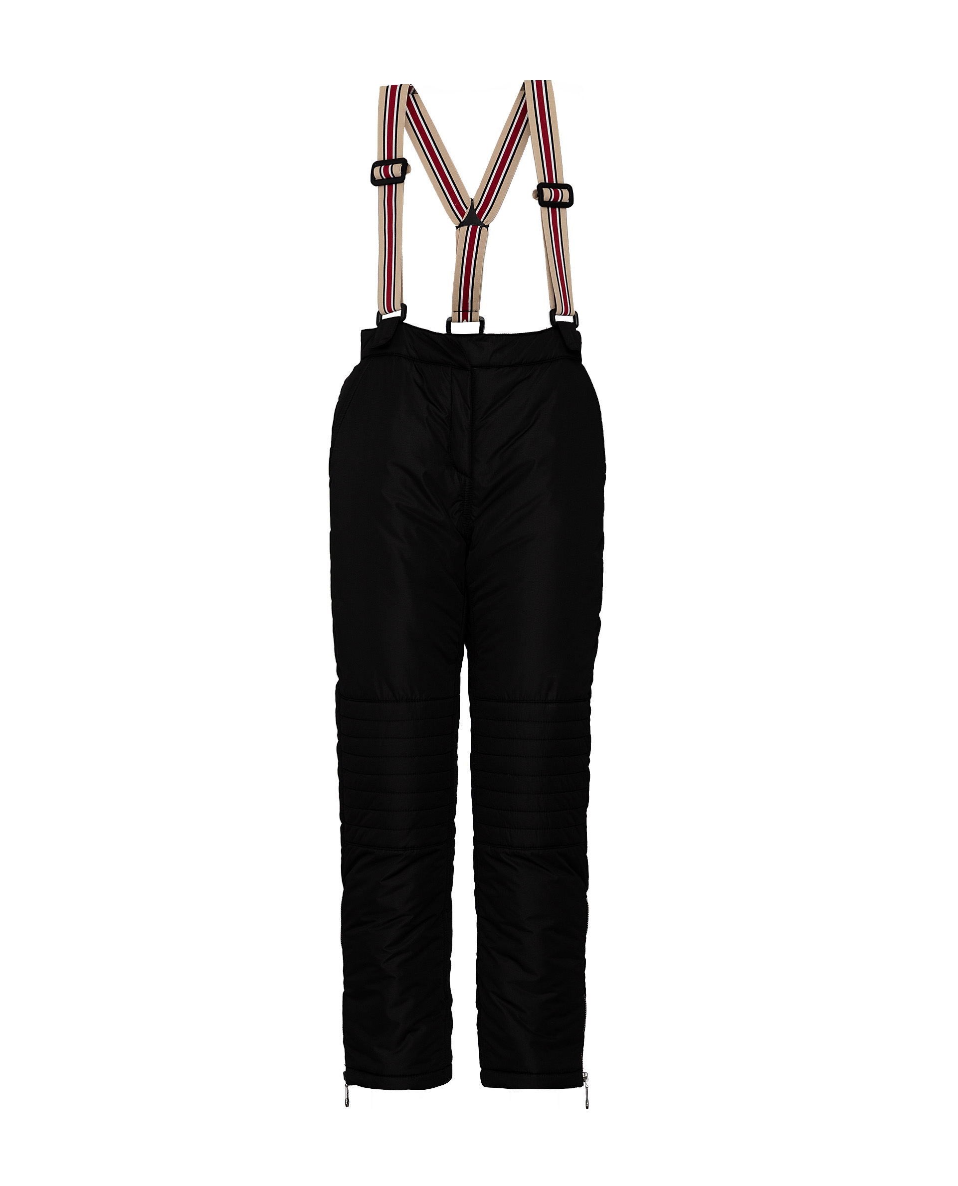 Утепленные брюки для девочек Gulliver, цв. черный, р.170 21908GJC6406
