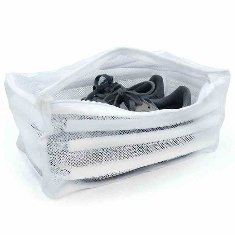Мешок для стирки обуви, белый, 33