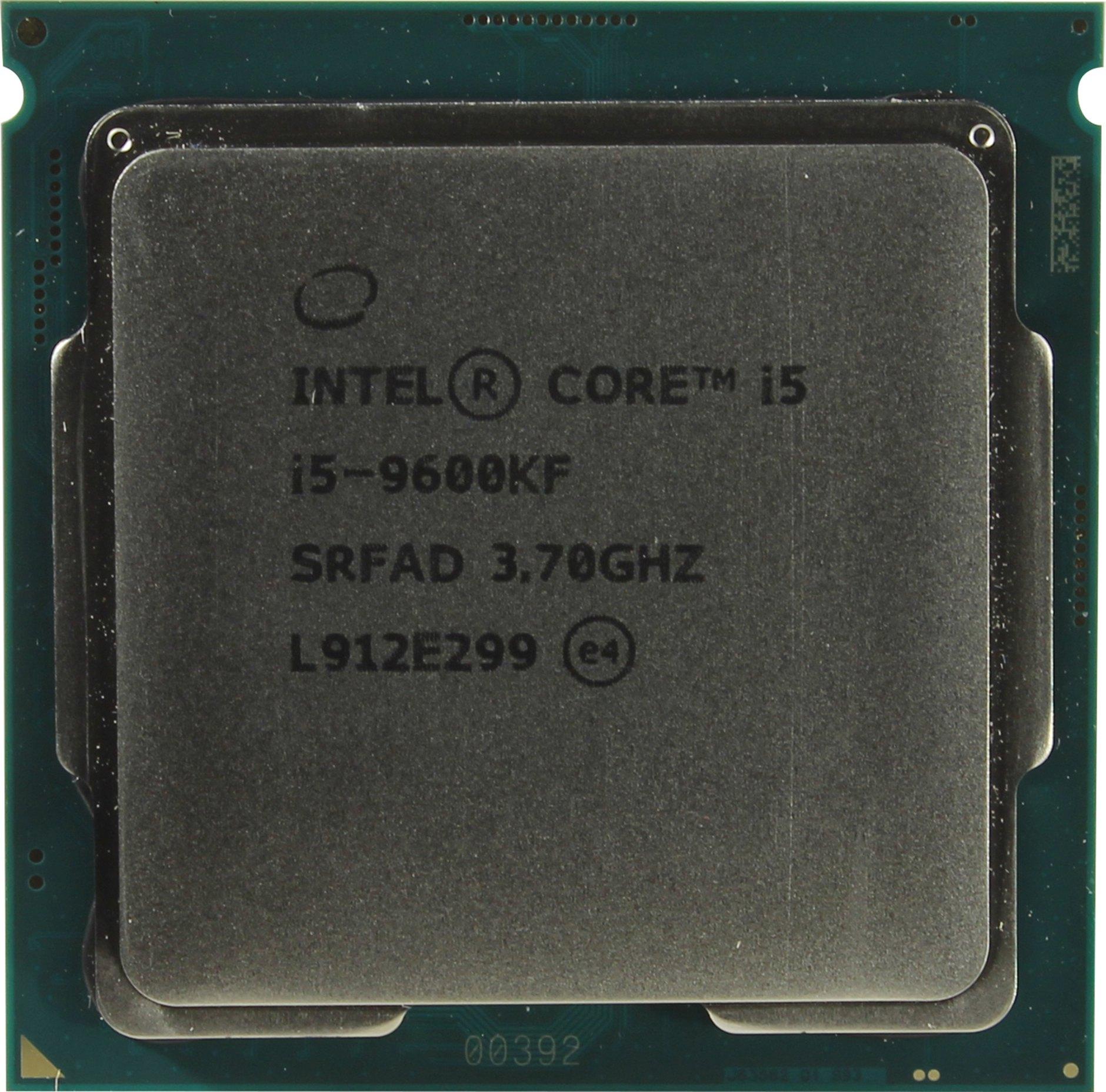 Процессор Intel Core i5 9600KF Socket 1151v2