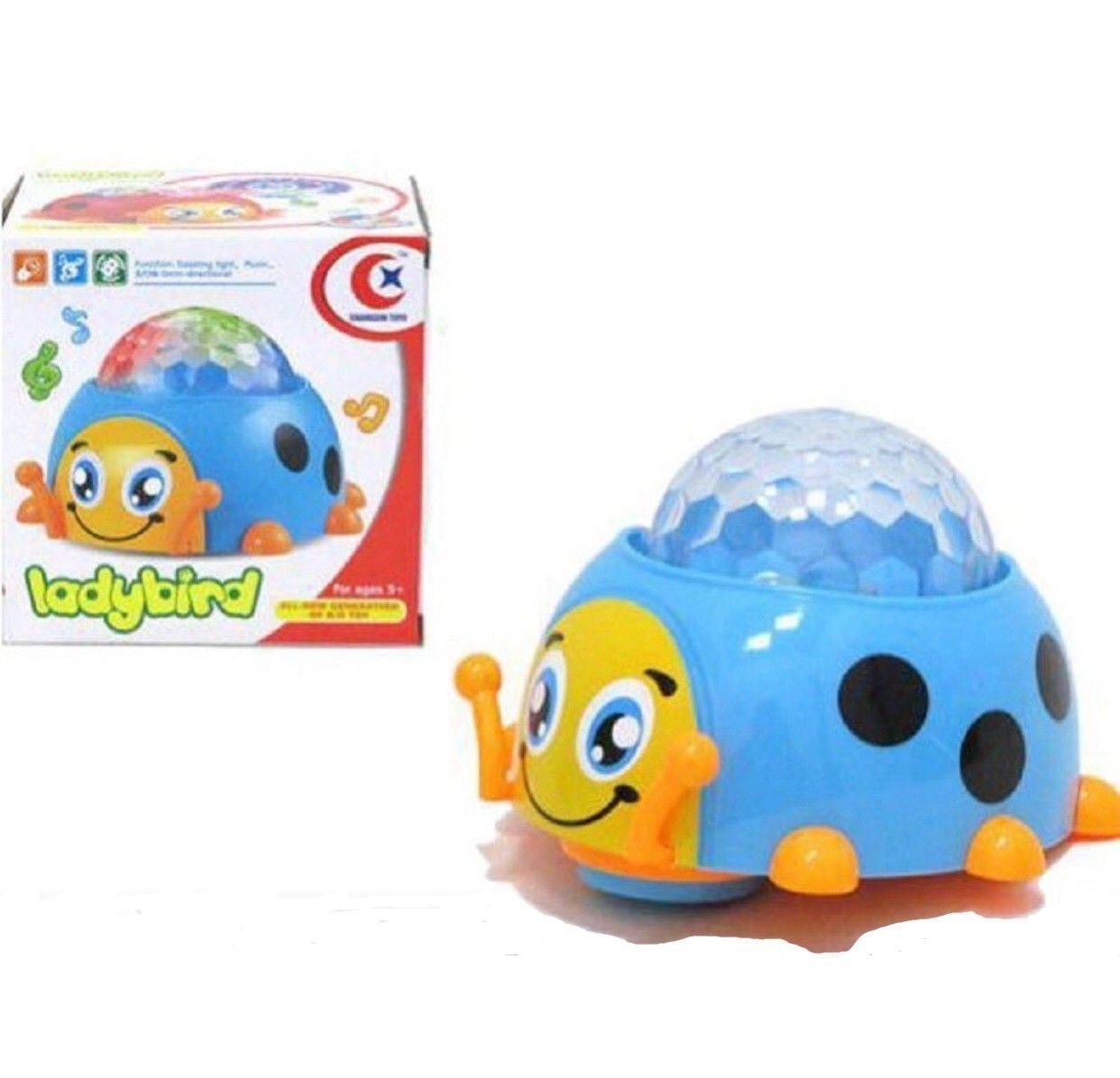 """Музыкальная игрушка Ladybird Жук Божья коровка Музыкальная игрушка Жук """"Божья коровка"""""""
