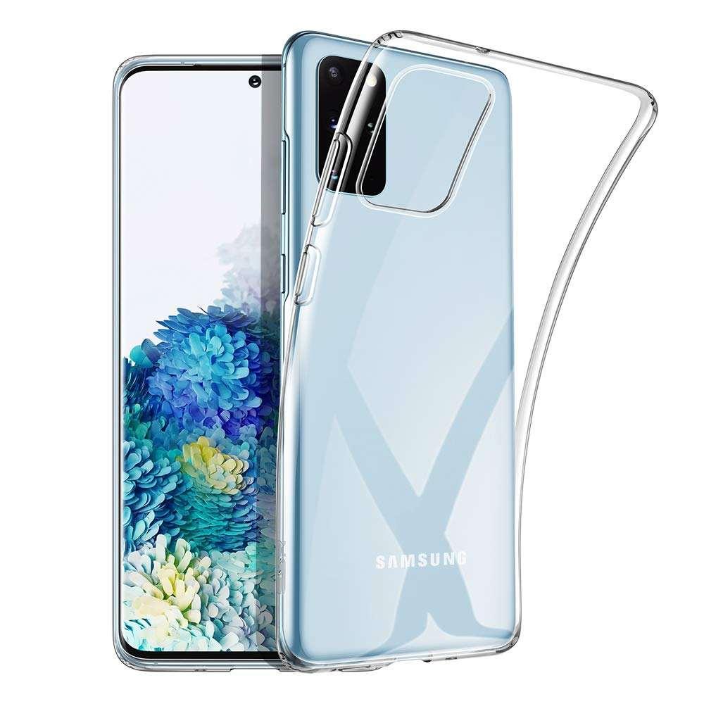 Чехол Dambul-cover для Samsung S20 plus (Clear) Dambul Glass