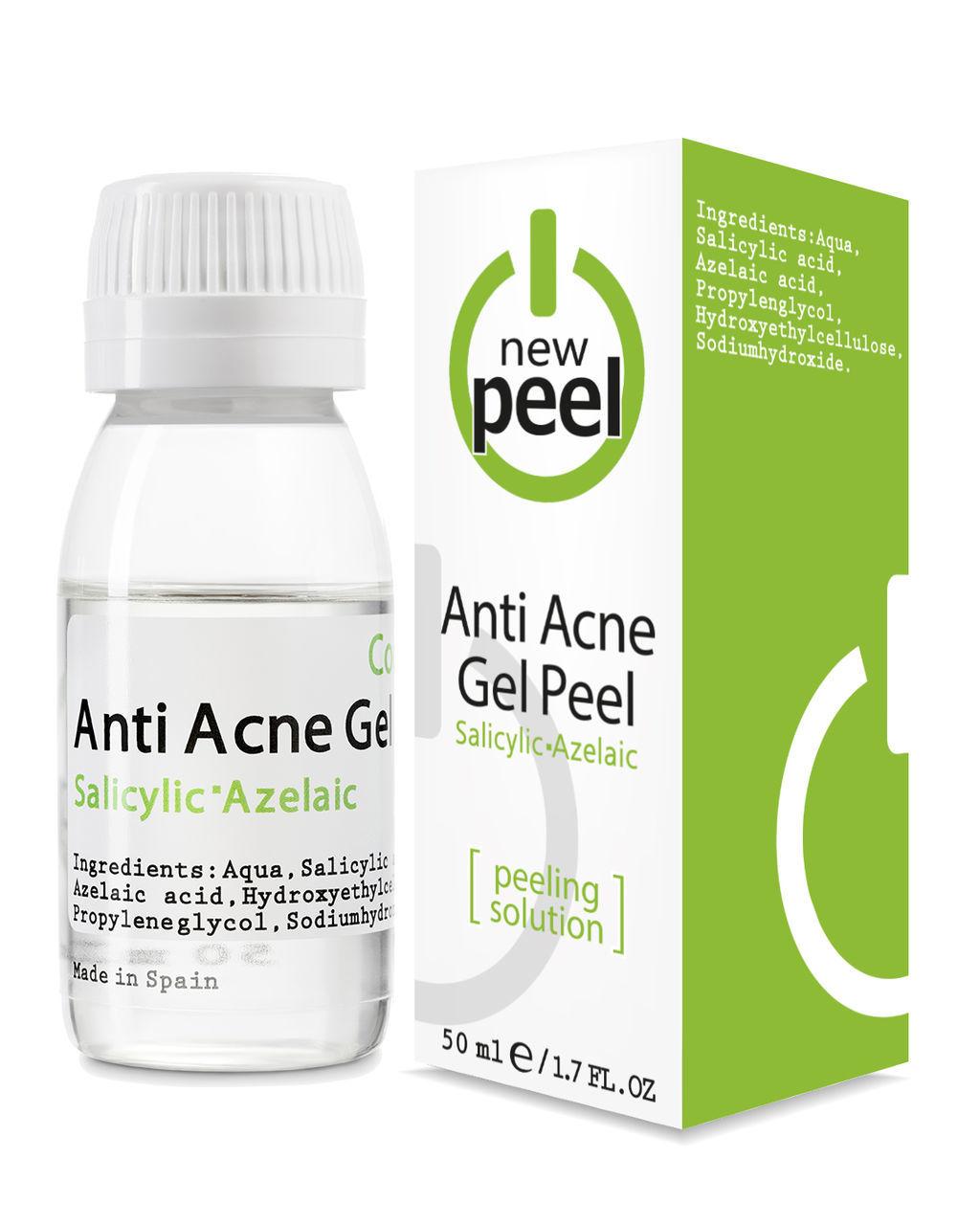 Анти акне пилинг New Peel Anti Acne