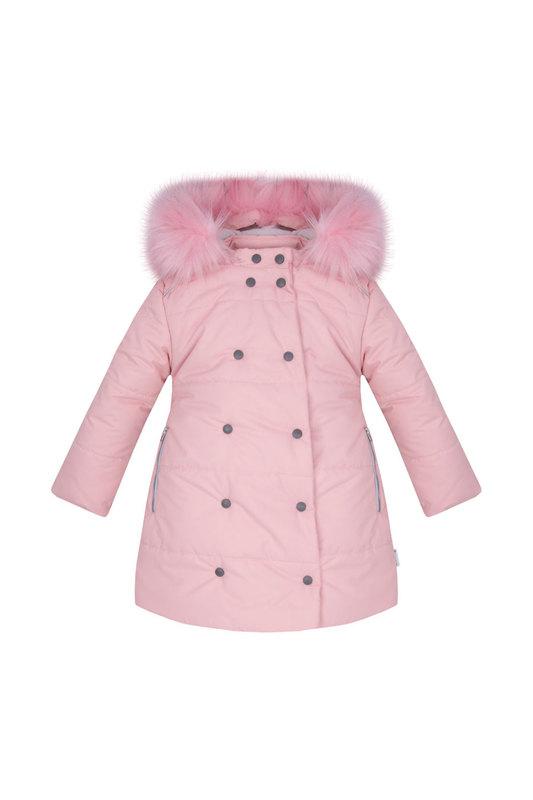 Купить 15.129GFW20G_33, Пальто детское Zukka, цв. розовый, р-р 86,