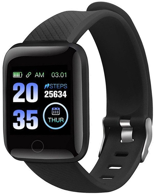 Фитнес браслет BandRate Smart D13-116116PLBB