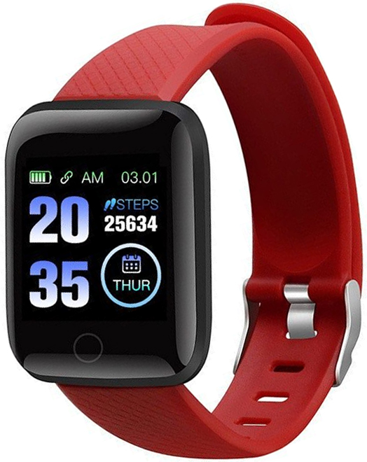 Фитнес браслет BandRate Smart D13-116116PLBR