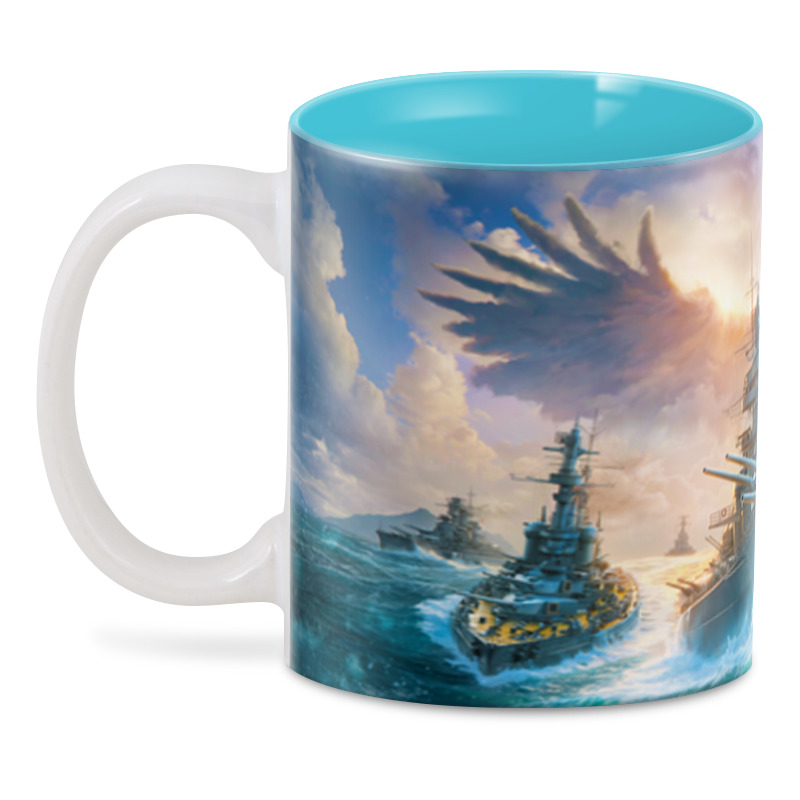 Кружка Printio кружка World of warships