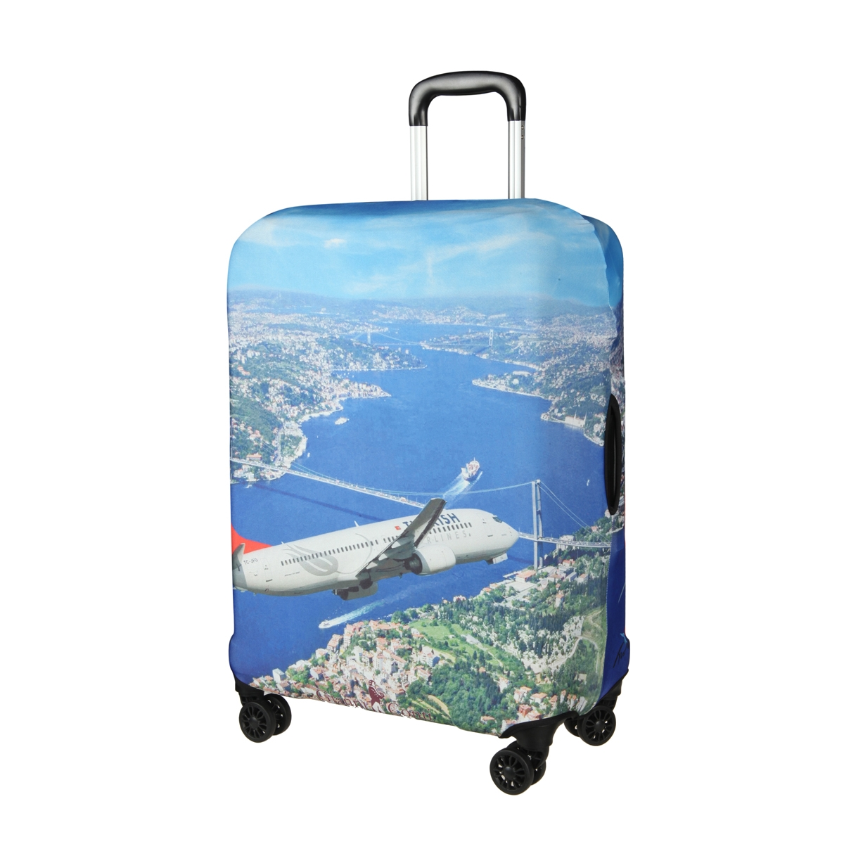 Защитное покрытие для чемодана Gianni Conti 9047 S.