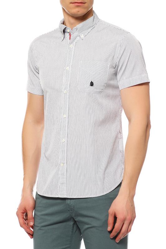 Рубашка мужская MARINA YACHTING 410275300350 синяя 40 IT