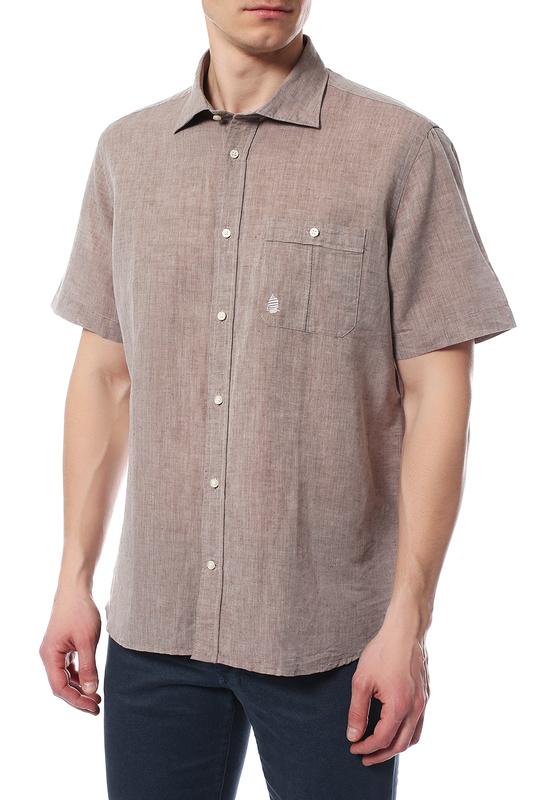 Рубашка мужская MARINA YACHTING 210275321250 бежевая 39 IT