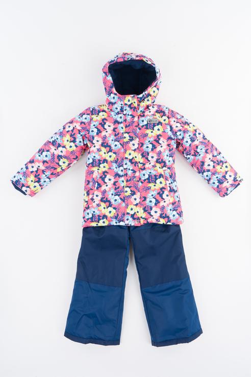 Купить SWG5907, Комплект куртка и комбинезон SALVE by Gusti для девочек цв. розовый р-р. 112,