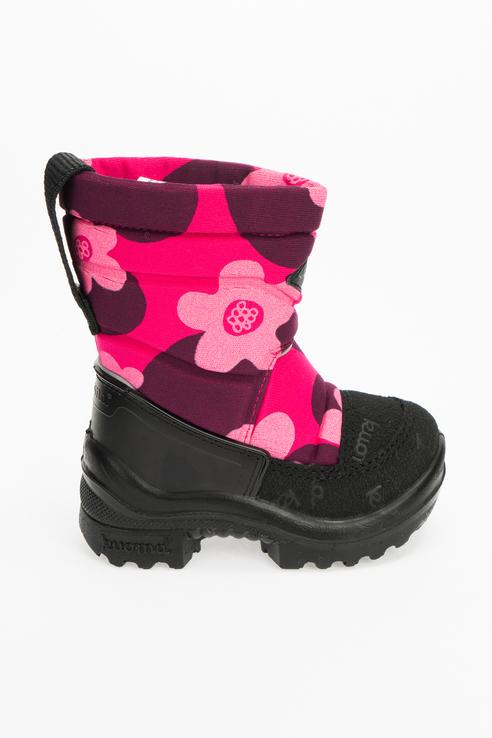 Купить 1354 3726, Сапоги KUOMA для девочек цв. розовый р-р. 28,
