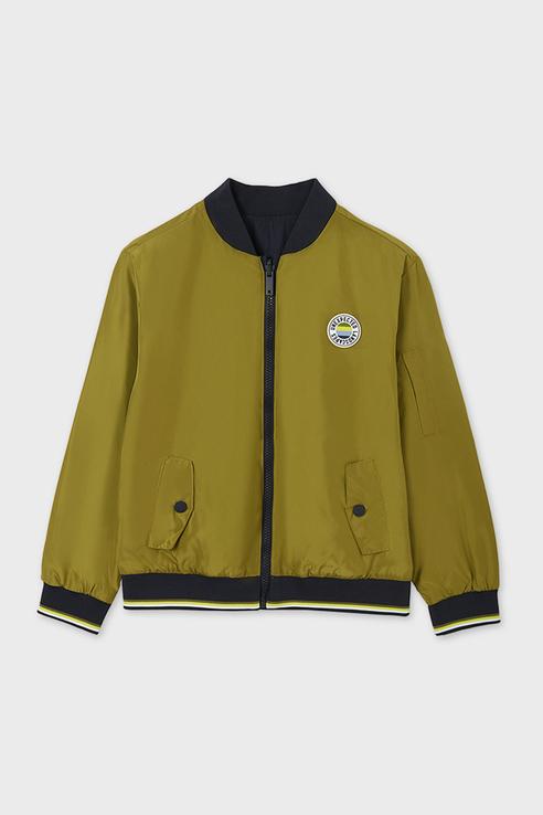 Купить Двусторонняя куртка-ветровка Nukutavake by Mayoral 6488/21 Зеленый 152,