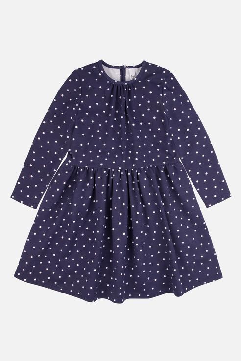 Купить 146П-177-С, Платье Bossa Nova для девочек цв. синий р-р. 104,