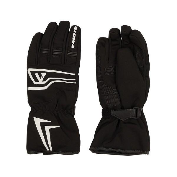 Мотоперчатки Vmoto 1251 Black/White, S