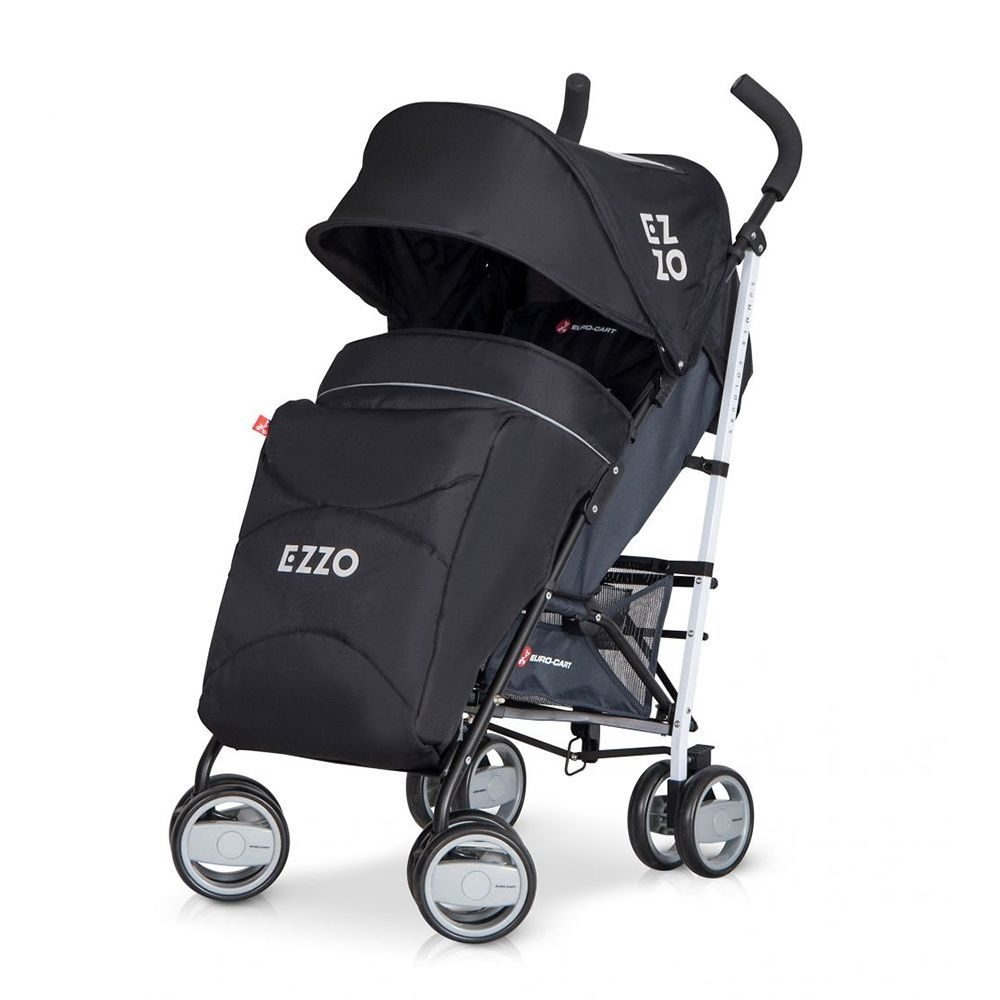 Коляска детская Euro Cart Ezzo anthracite