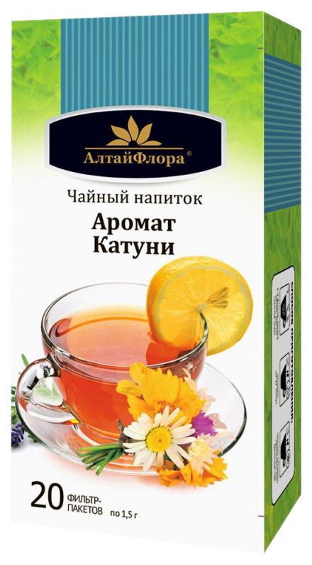 Чайный напиток Аромат Катуни 20 ф
