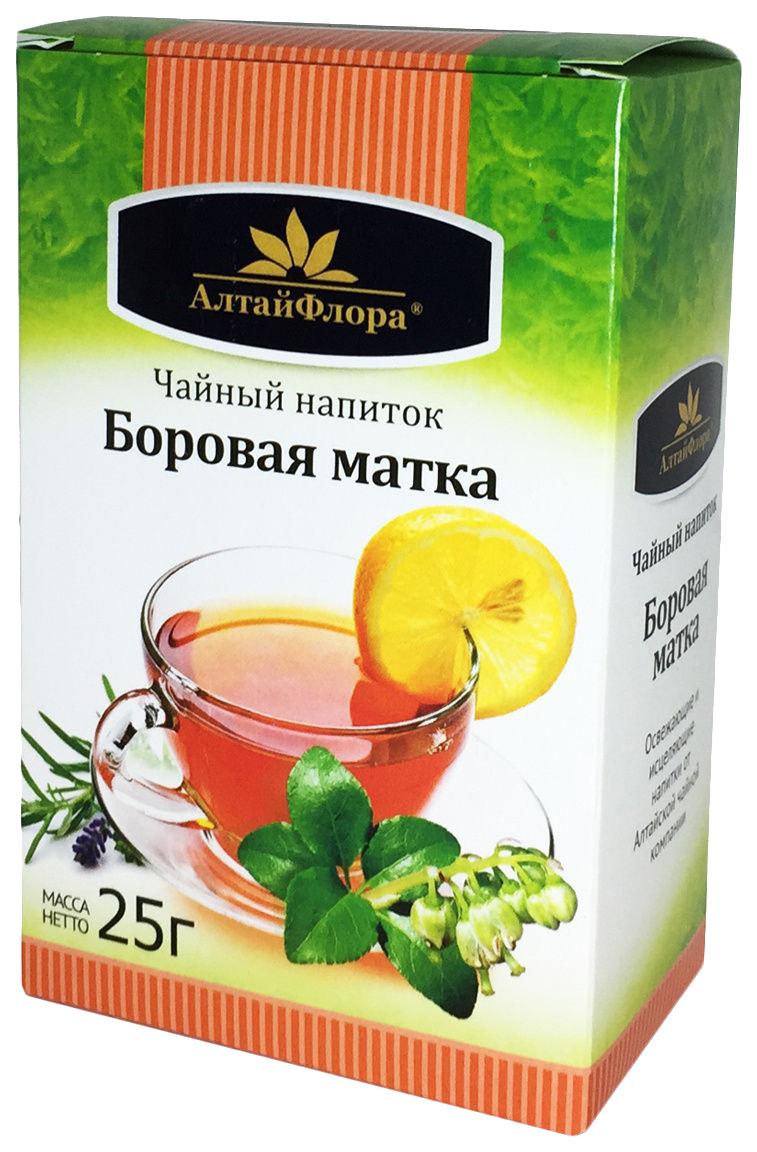 Чайный напиток Боровая матка ортилия однобокая 25 г АлтайФлора