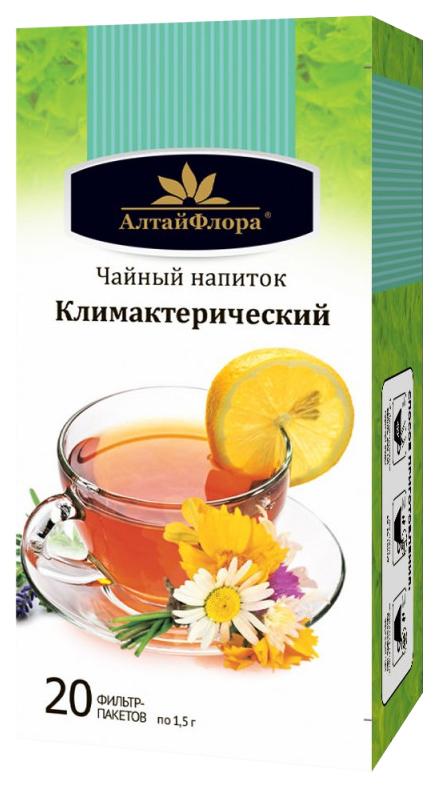 Чайный напиток Климактерический 20 ф п