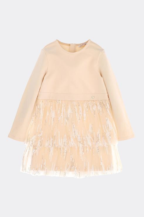 Купить AZA3784F1, Платье Original Marines для девочек цв. розовый р-р. 104,