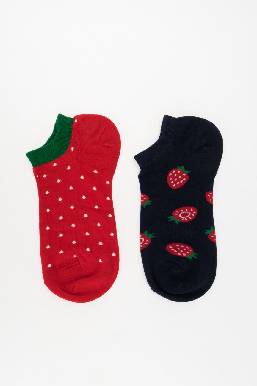 Носки женские Kawaii Factory KW009-000759 разноцветные 38-42