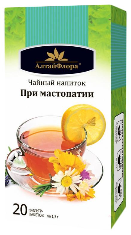 Чайный напиток При мастопатии 20 ф