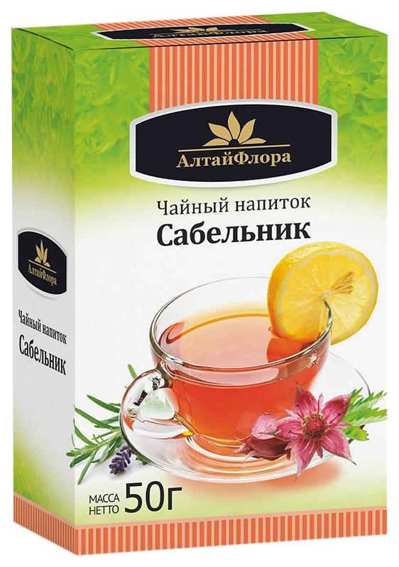Чайный напиток Сабельник 50 г АлтайФлора