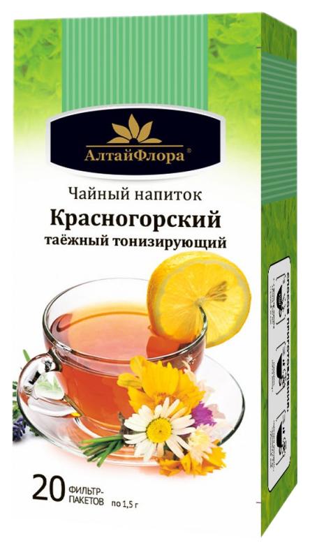 Чайный напиток Таежный 20 ф п