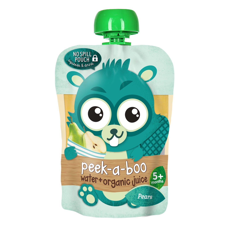 Сок Peek a boo из органических груш