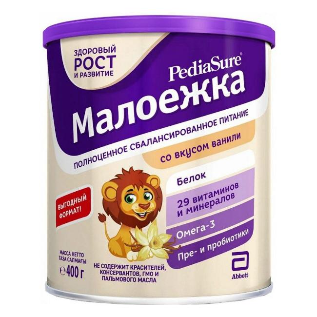 Сухая смесь PediaSure Малоежка для диетического питания
