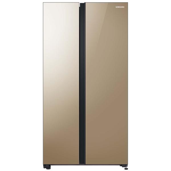 Холодильник Samsung RS62R50314G Gold