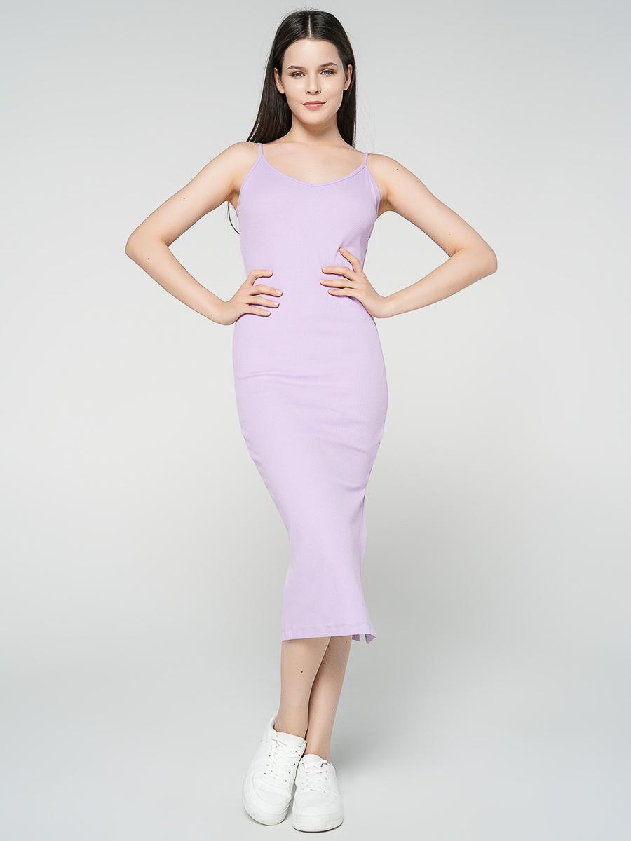 Платье женское ТВОЕ 81307 фиолетовое XL