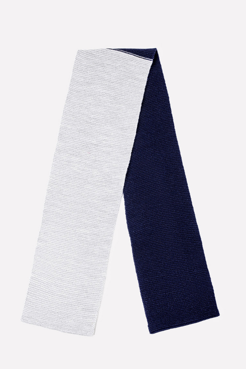 Шарф Crockid для мальчиков цв. синий