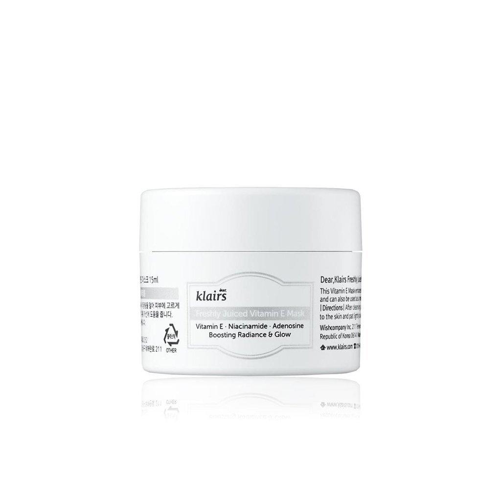 Купить Ночная маска Klairs Freshly Juiced Vitamin E Mask (15 гр), Dear, Klairs