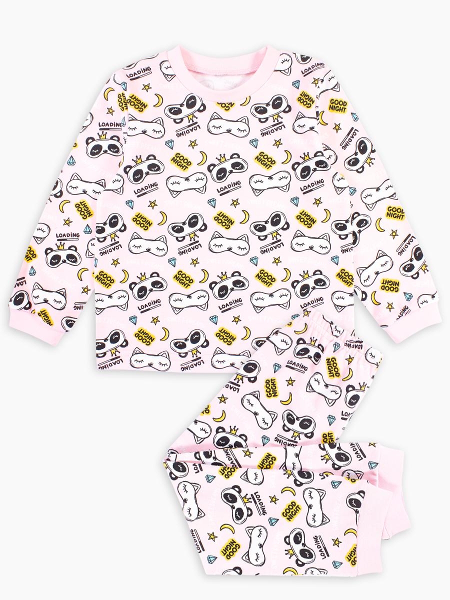 Пижама Веселый малыш Пушистые сны, р. 128
