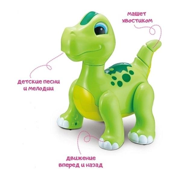 Игрушка на дистанционном управлении Динозаврик ZYA A2743