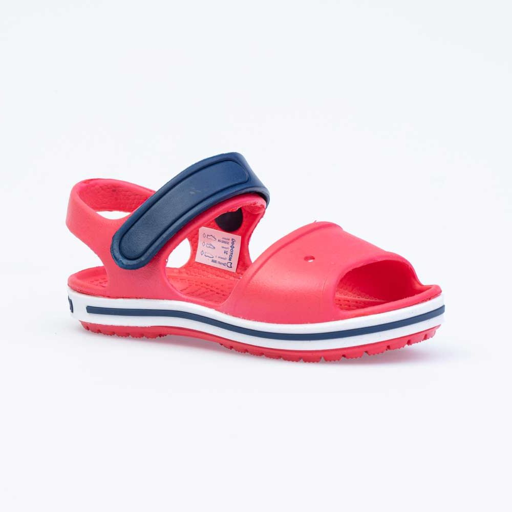 Пляжная обувь для мальчиков Котофей 325092-04 красный, синий р.26