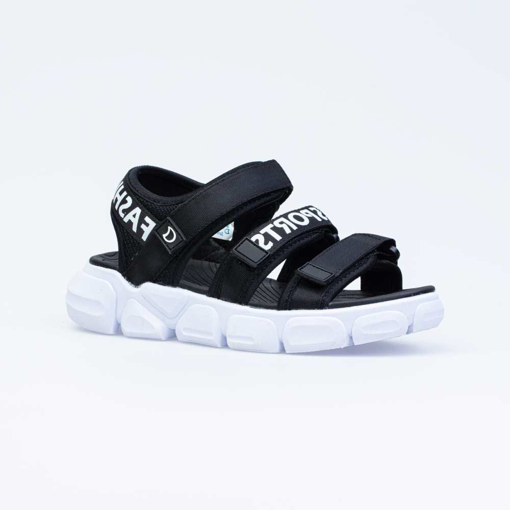 Пляжная обувь для мальчиков Котофей 721002-11 черный р.39