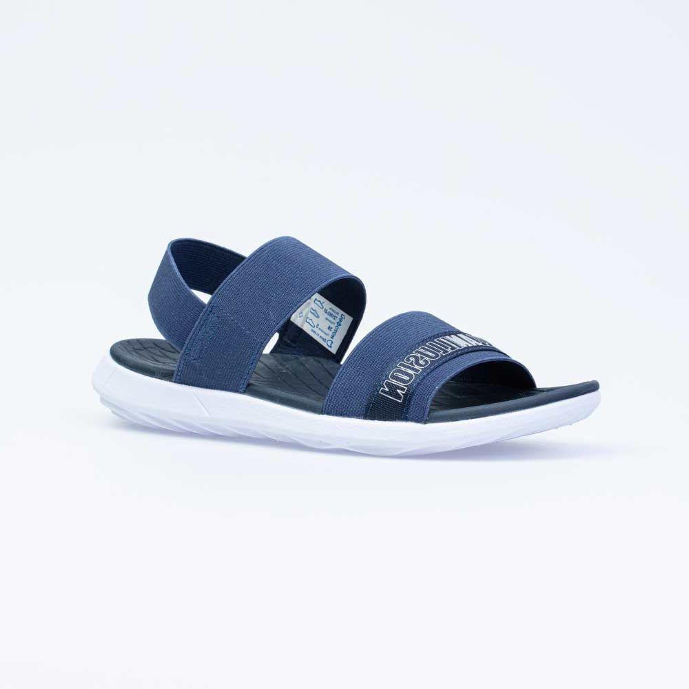 Пляжная обувь для девочек Котофей 721003-01 синий р.39